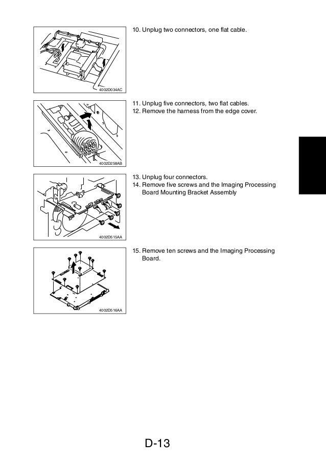 (Service Manual Di470) Manual de Mantenimiento para
