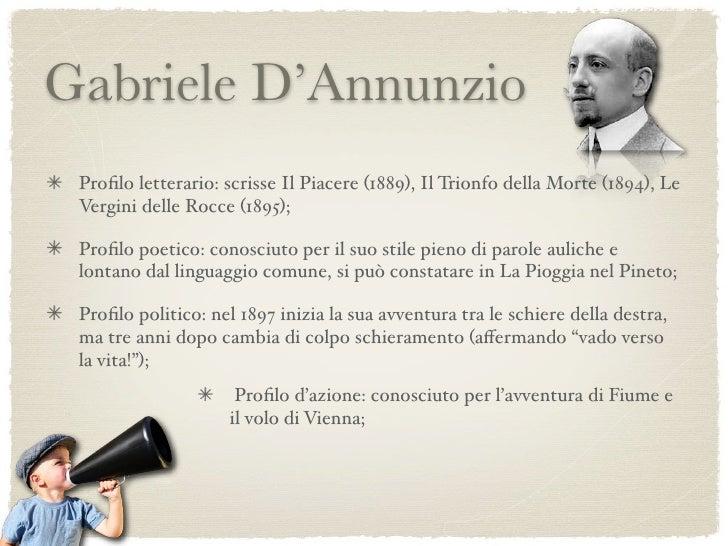 D'Annunzio a Fiume Cause: