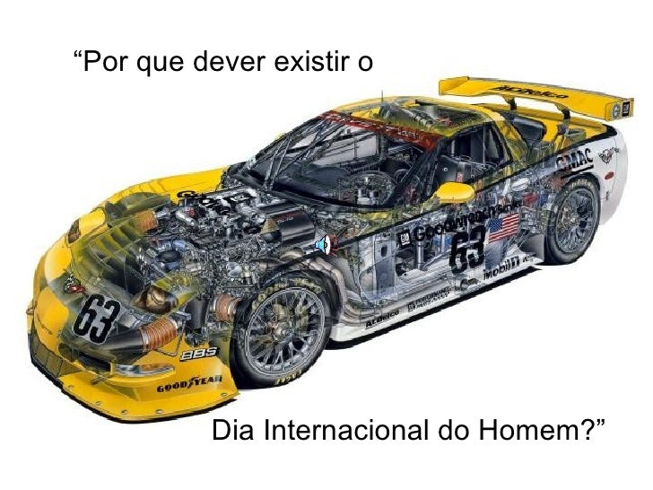 "Dia Internacional do Homem?"" "" Por que dever existir o"