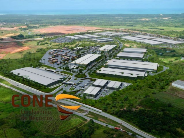 Cone Suape60% - Fornecedores, Serviços eIndústrias Complementares30% - Segmento Industrial10% - Área PrimáriaA Cone é o el...