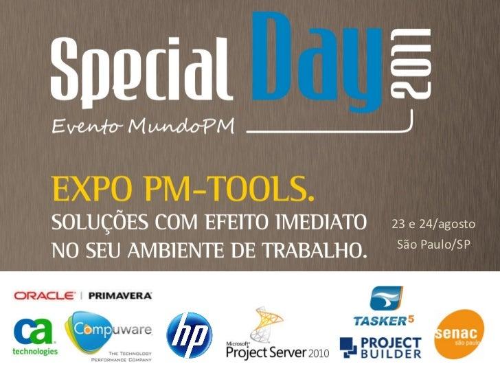 23 e 24/agosto São Paulo/SP