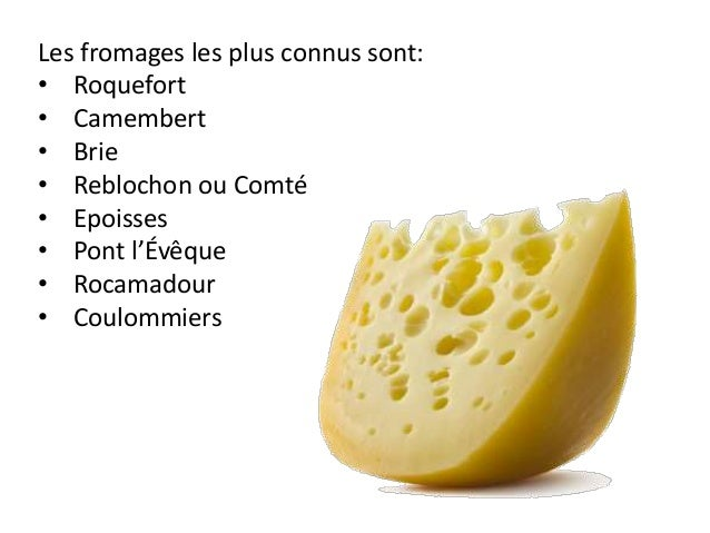 Les fromages fran ais - Plats indiens les plus connus ...