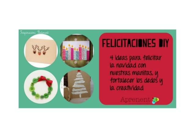 ideas para felicitaciones de navidad