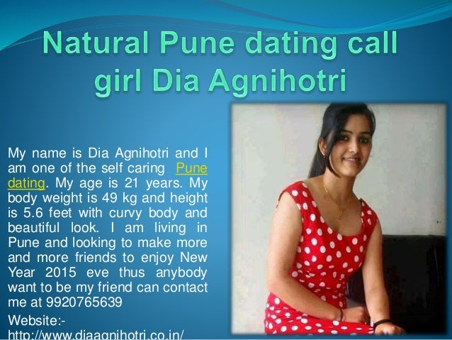 Meet a woman in Pune