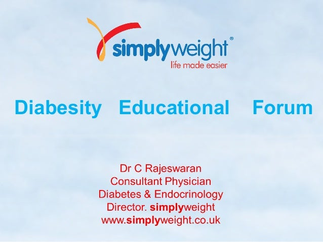 Diabesity Educational Forum