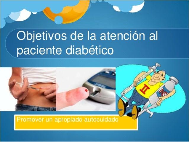 Manejo de paciente diabético