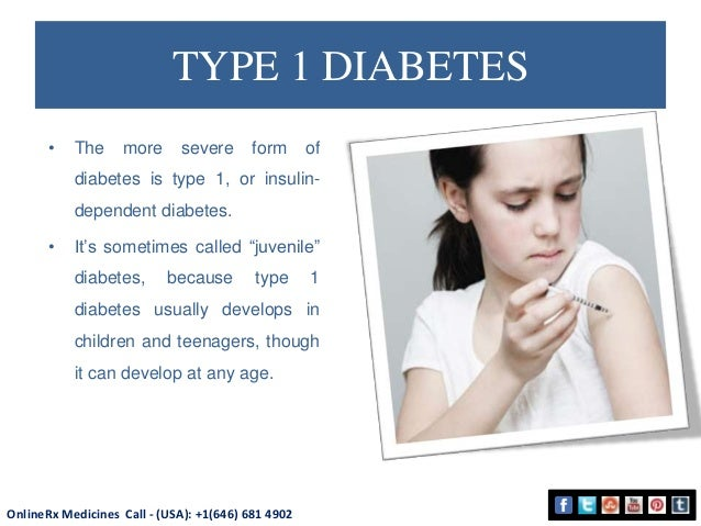 Importance of Diabetes Medicines