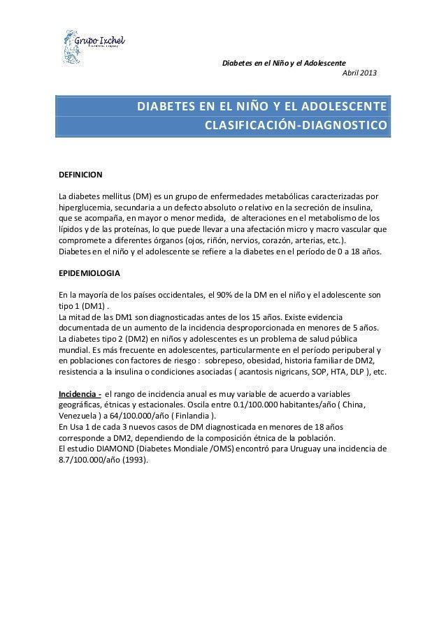 Diabetes en-el-nino-y-el-adolescente-abril-2013 Slide 3
