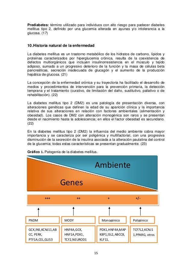 impacto de las enfermedades hepáticas en el desarrollo de diabetes mellitus tipo 2