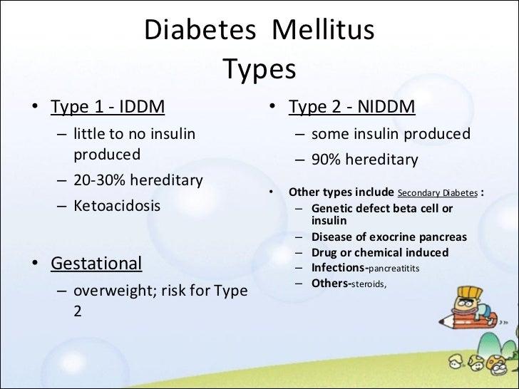 essay on diabetes mellitus