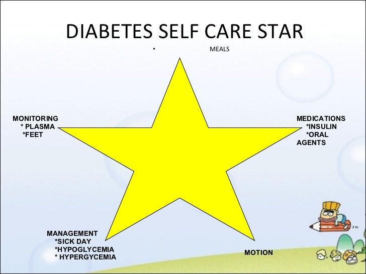 nursing management for diabetes mellitus