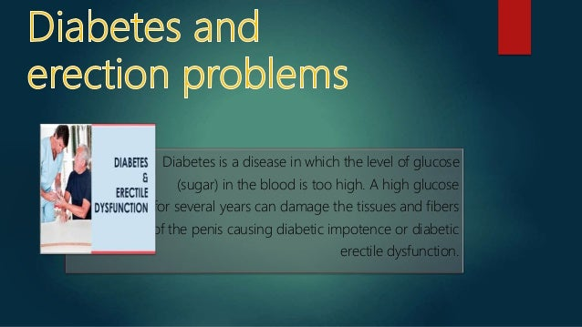 Does Diabetes Cause Sexual Problems