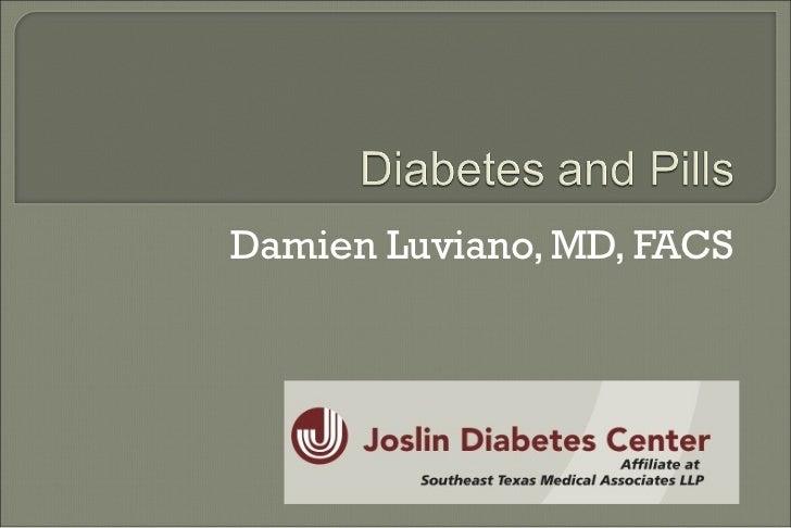 Damien Luviano, MD, FACS