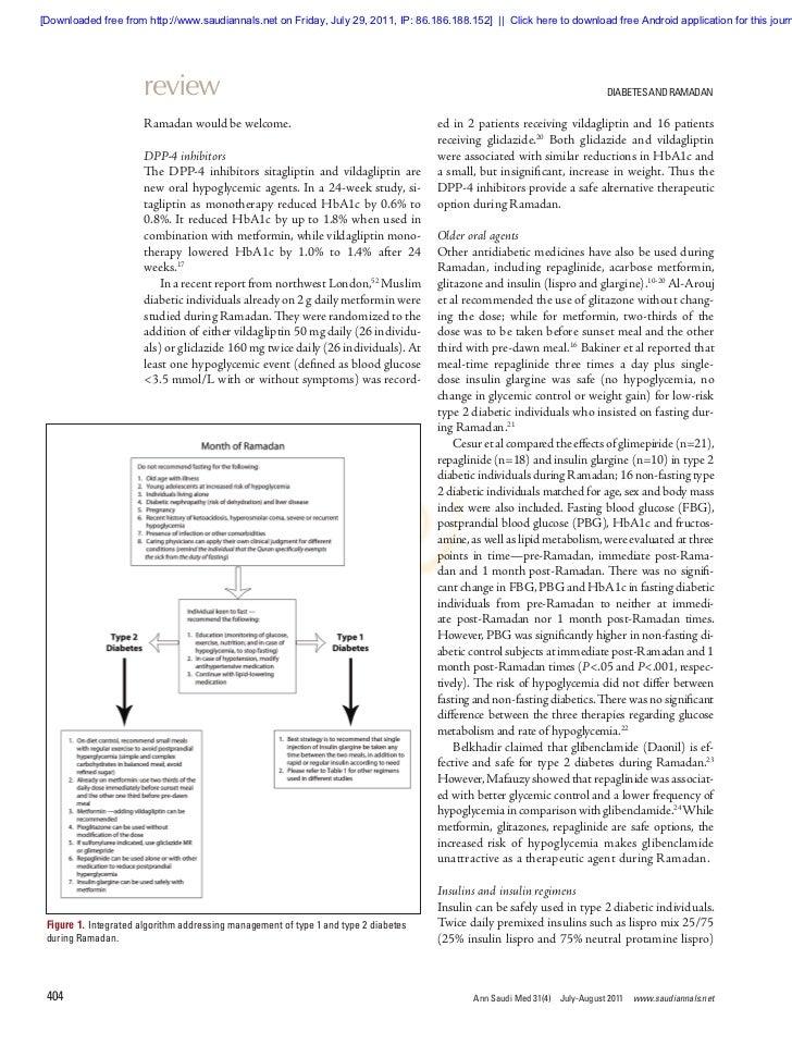 Diabetes and ramadan final publication Slide 3