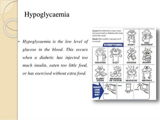 Diabetes awarness presentation new