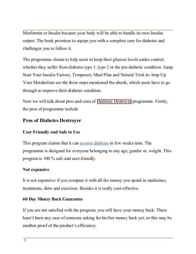 Weight Destroyer Program Ebook