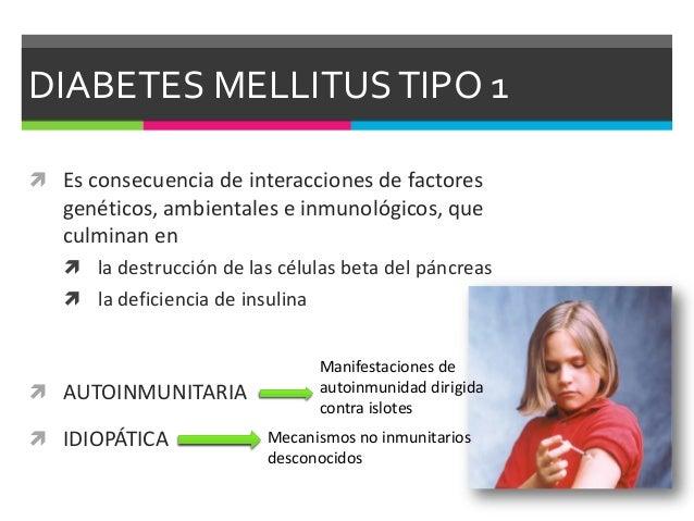 Diagnóstico y Clasificación de la Diabetes Mellitus