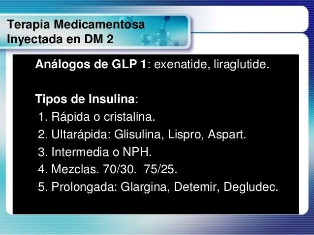 Metformina e Insulina en el anciano con Diabetes.