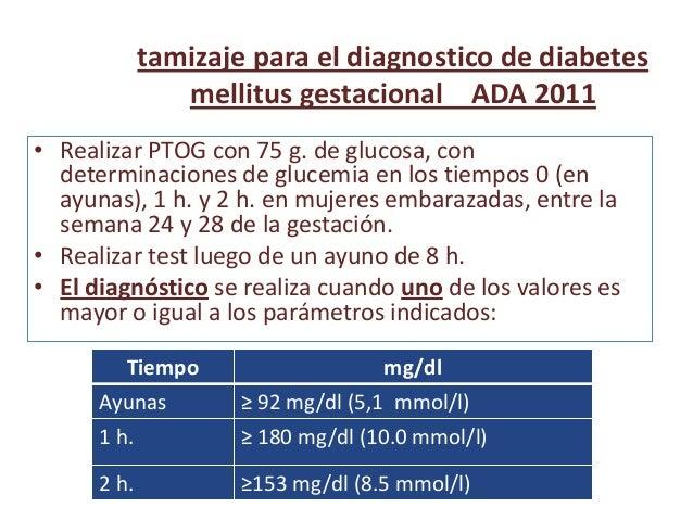 Diabetes en el embarazo. Dra. Emely Juarez: Actualización 2013