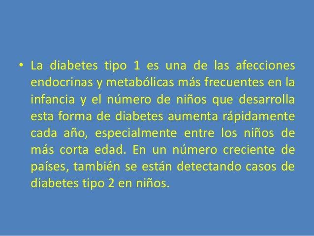 Diabetes en jóvenes