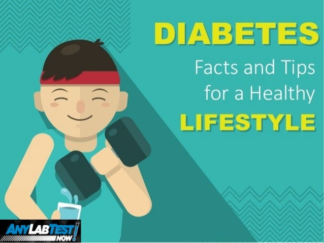 Diabetes facts and tips for a healthy lifestyle