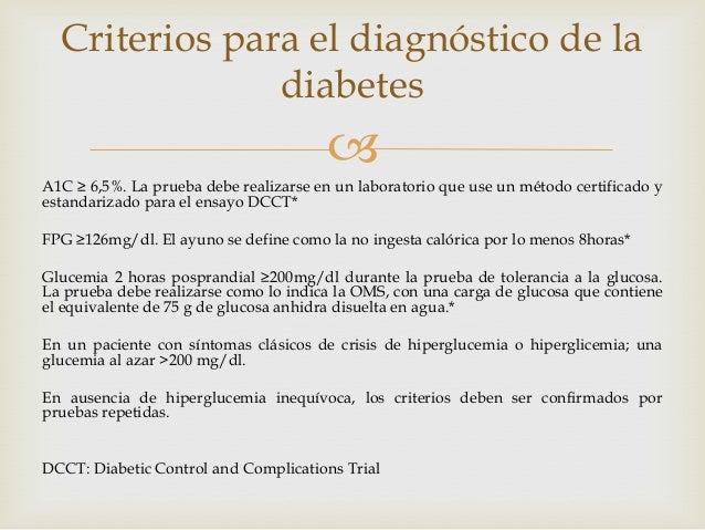 Diabetes Gestacional.