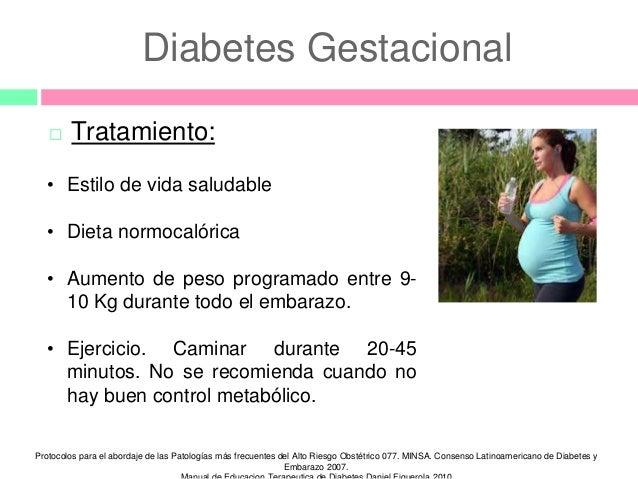 probabilidad de diabetes gestacional segundo embarazo cuando mostraré