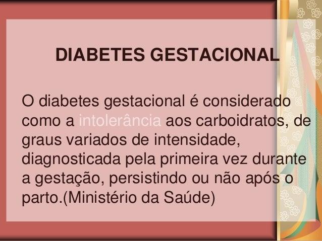 Diabetes gestacional (1)