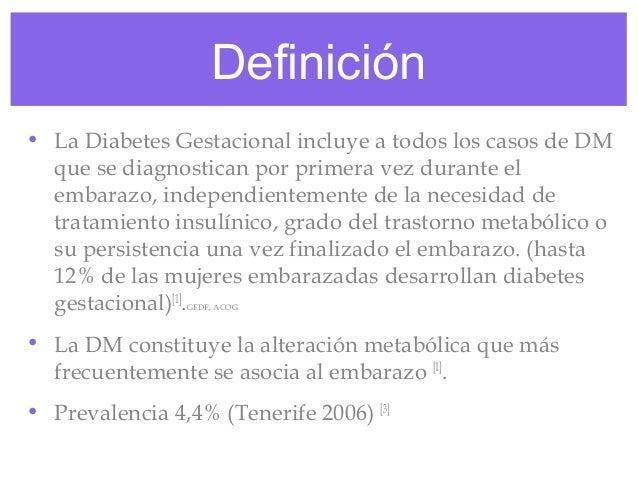 Diabetes gestacional atención primaria Slide 2
