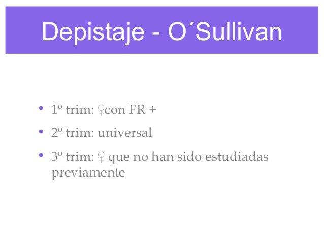 Diabetes gestacional atención primaria Slide 3
