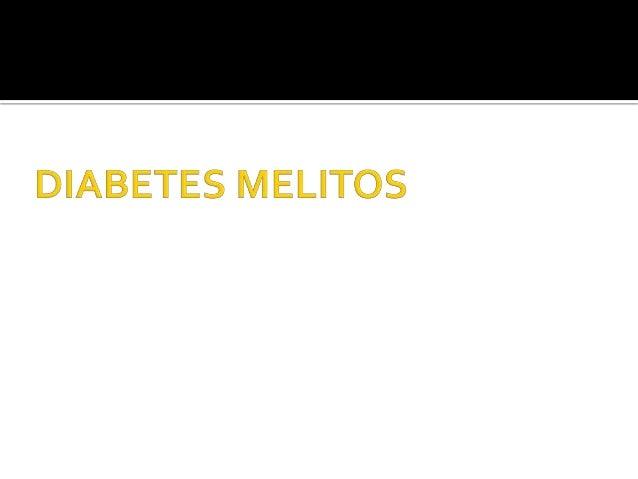  Síndrome causada pela deficiência relativa ou absoluta de insulina.  Resultante de alteração da função secretora pancre...