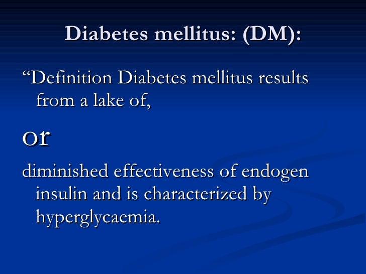 Diabetes mellitus Typ 1 und Typ 2 - Bundesgesundheitsministerium