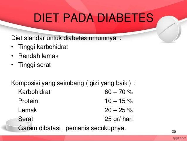 GENDIS Sistem untuk Pasien Diabetes Mellitus
