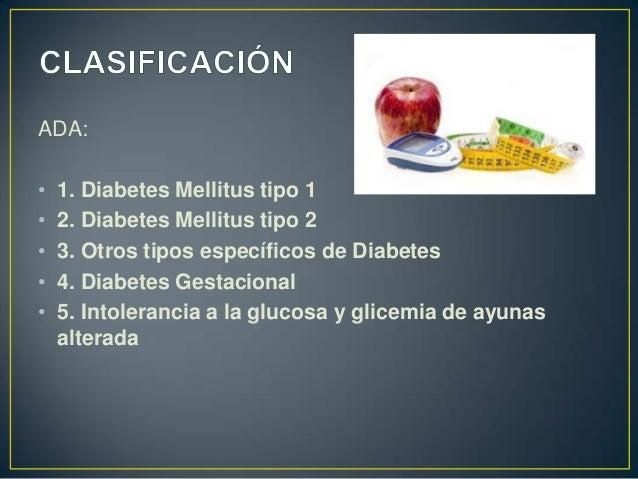 Diabetes mellitus resumen