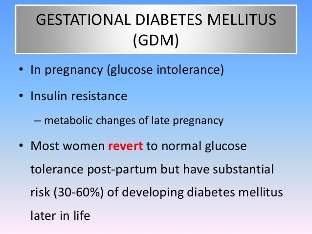 the clinical description of diabetes mellitus Type 2 diabetes is a progressive condition in which the body becomes resistant to the normal effects of insulin and/or gradually loses the capacity to produce enough.
