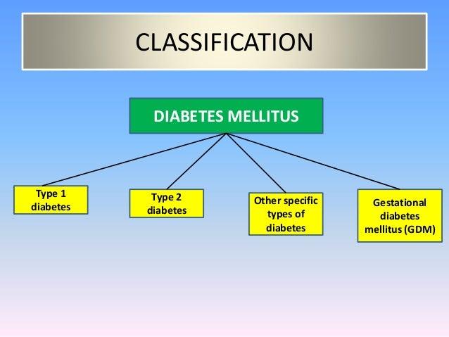 diabetes other specific types of diabetes gestational diabetes ...
