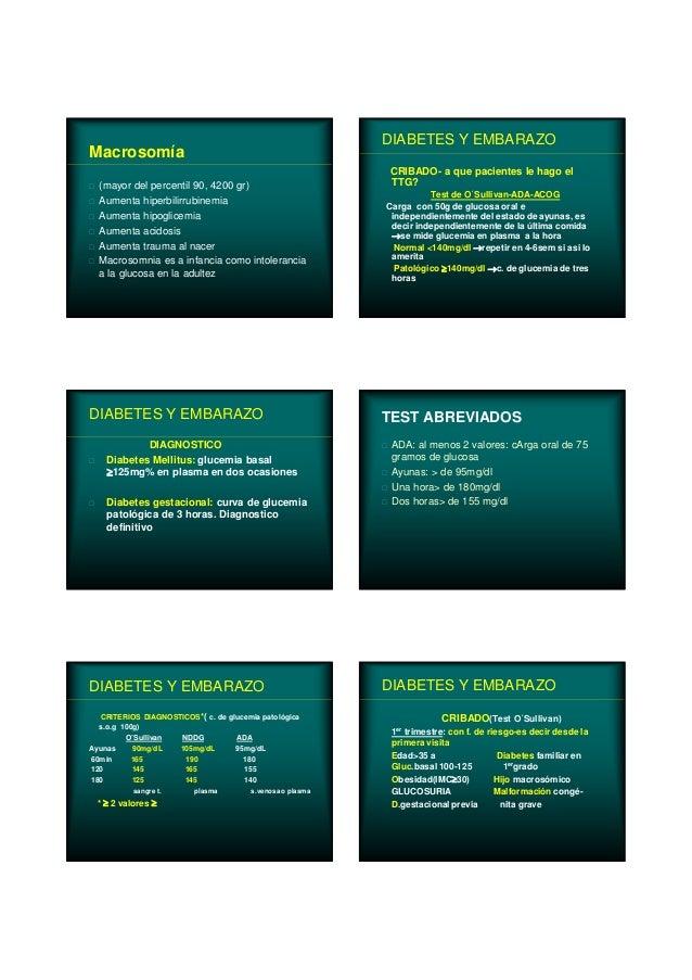 Macrosomía (mayor del percentil 90, 4200 gr) Aumenta hiperbilirrubinemia Aumenta hipoglicemia Aumenta acidosis Aumenta tra...