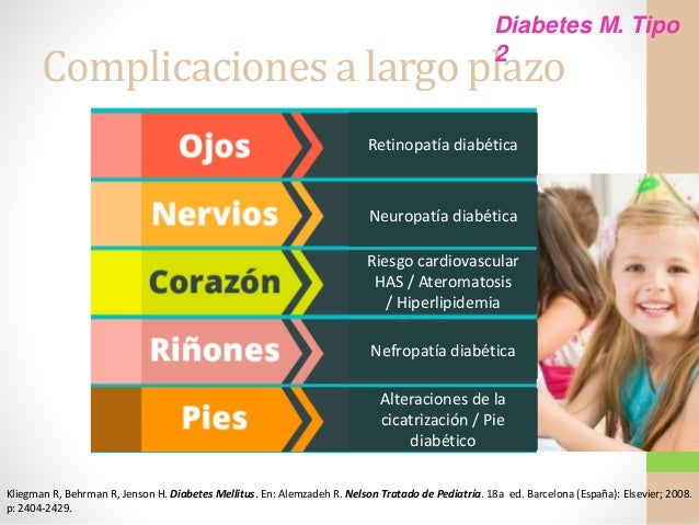 Diabetes Mellitus Infantil - Pediatría pregrado