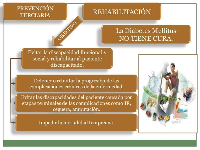 Diabetes mellitus 2. historia natural de la enfermedad