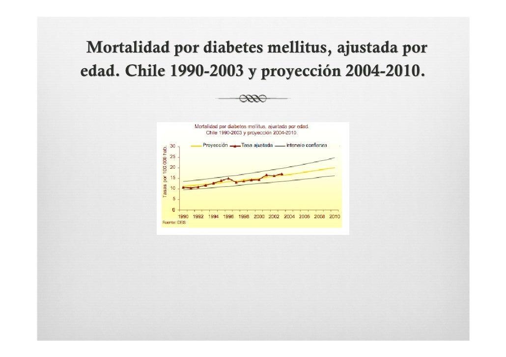DIABETES MELLITUS: EPIDEMIOLOGÍA Y DIAGNÓSTICO