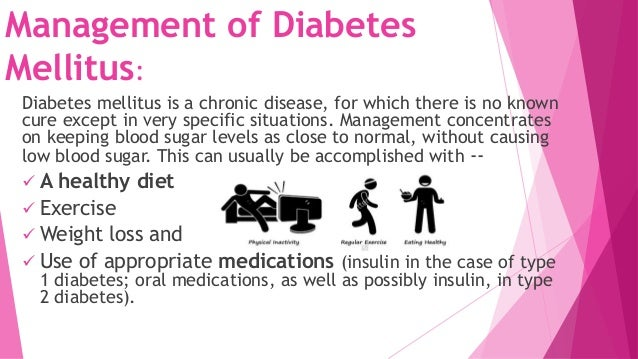 the condition of the diabetes mellitus type 2 for in the case of mary Unlike type 1 diabetes, an autoimmune disease in which people produce no insulin that begins in childhood, type 2 diabetes is a condition of adulthood, typically associated with weight and a.