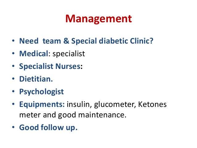 Treatment Insulin Nutrition