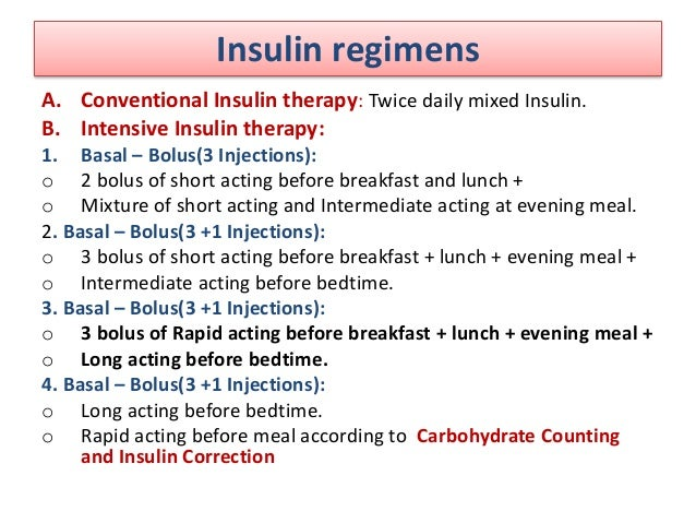 2. New-Onset Diabetes without Ketoacidosis Insulin regimens 50% of the total daily dose Rapid -acting insulin (NovoRapid P...