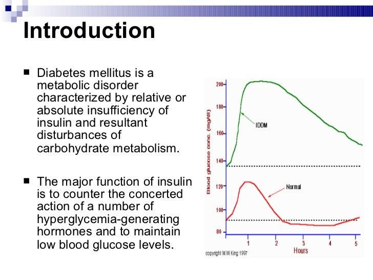 Diabetes Mellitus & Its Oral Manifestations Slide 2