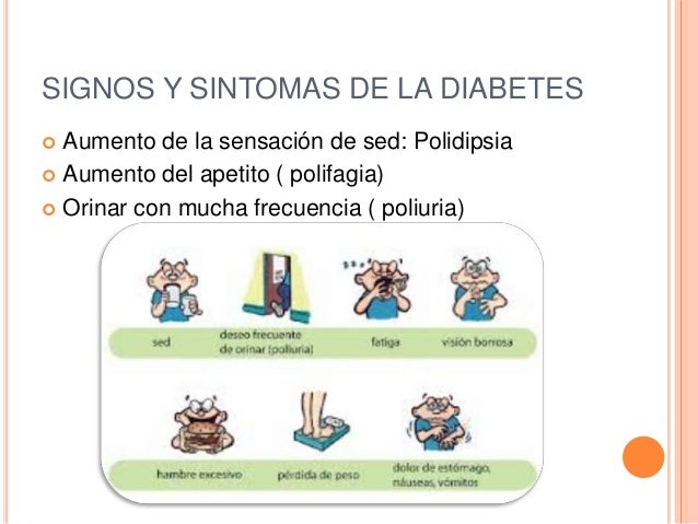 Diabetes mellitus presentacion