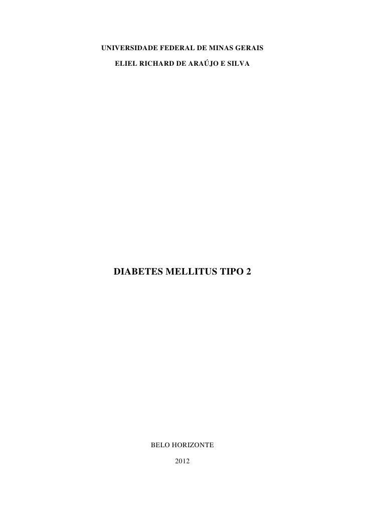 Diabetes mellitus tipo 2 (texto)