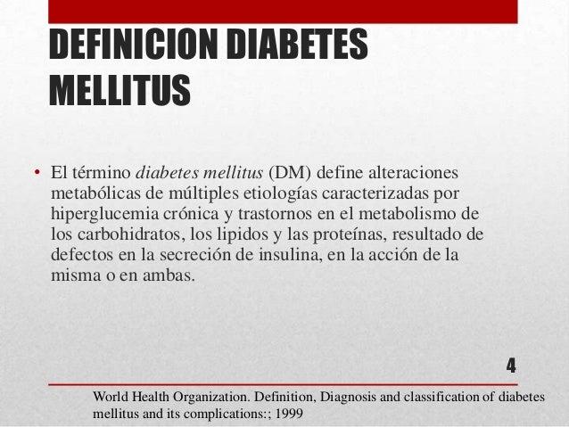 Diabetes Mellitus Tipo II y Complicaciones Agudas