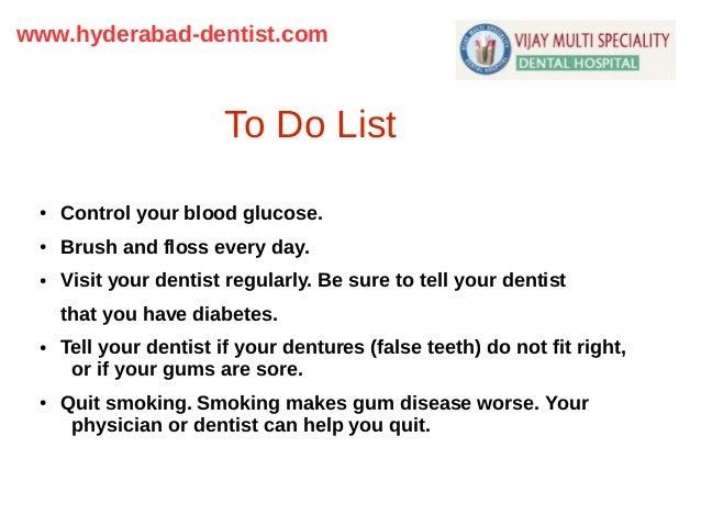 5 Hyderabad Dentist To Do List
