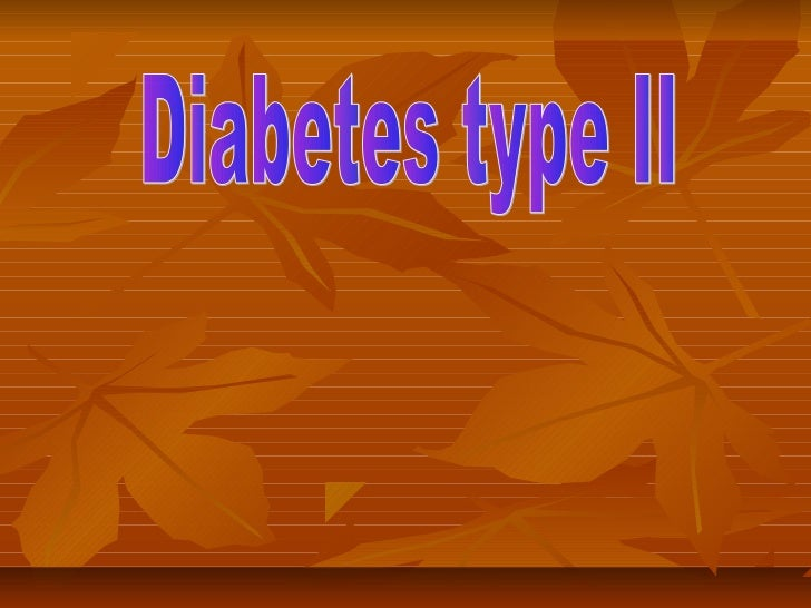 What Are Diabetes   Type 2 diabetes is a lifelong condition in    which the body can't control levels of glucose    in th...