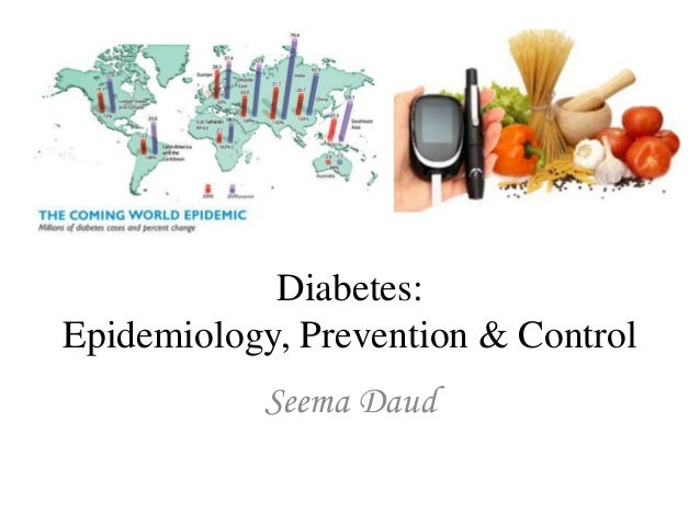 Diabetes mellitus: epidemiology & prevention.